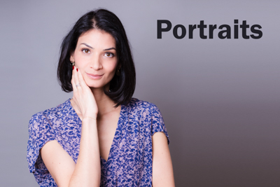 Professional Portrait & Headshot Photography based in Crouch End, North London, N8