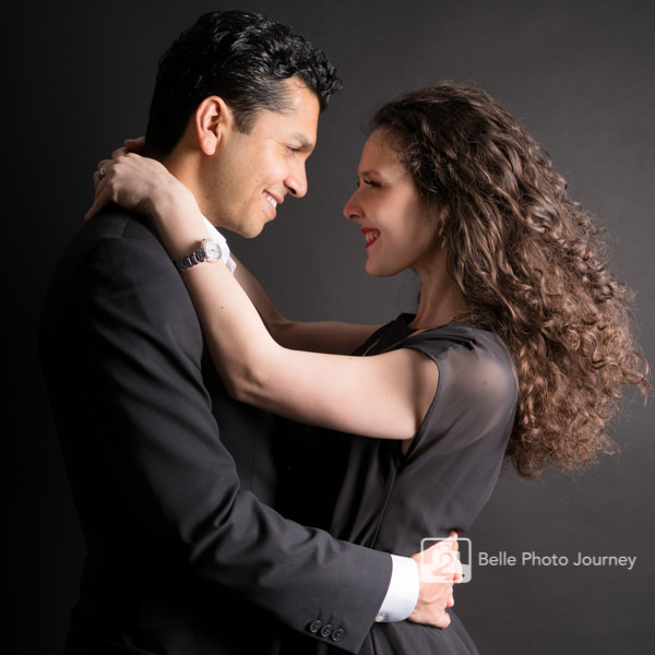 engagement pre wedding photo shoot in studio north london