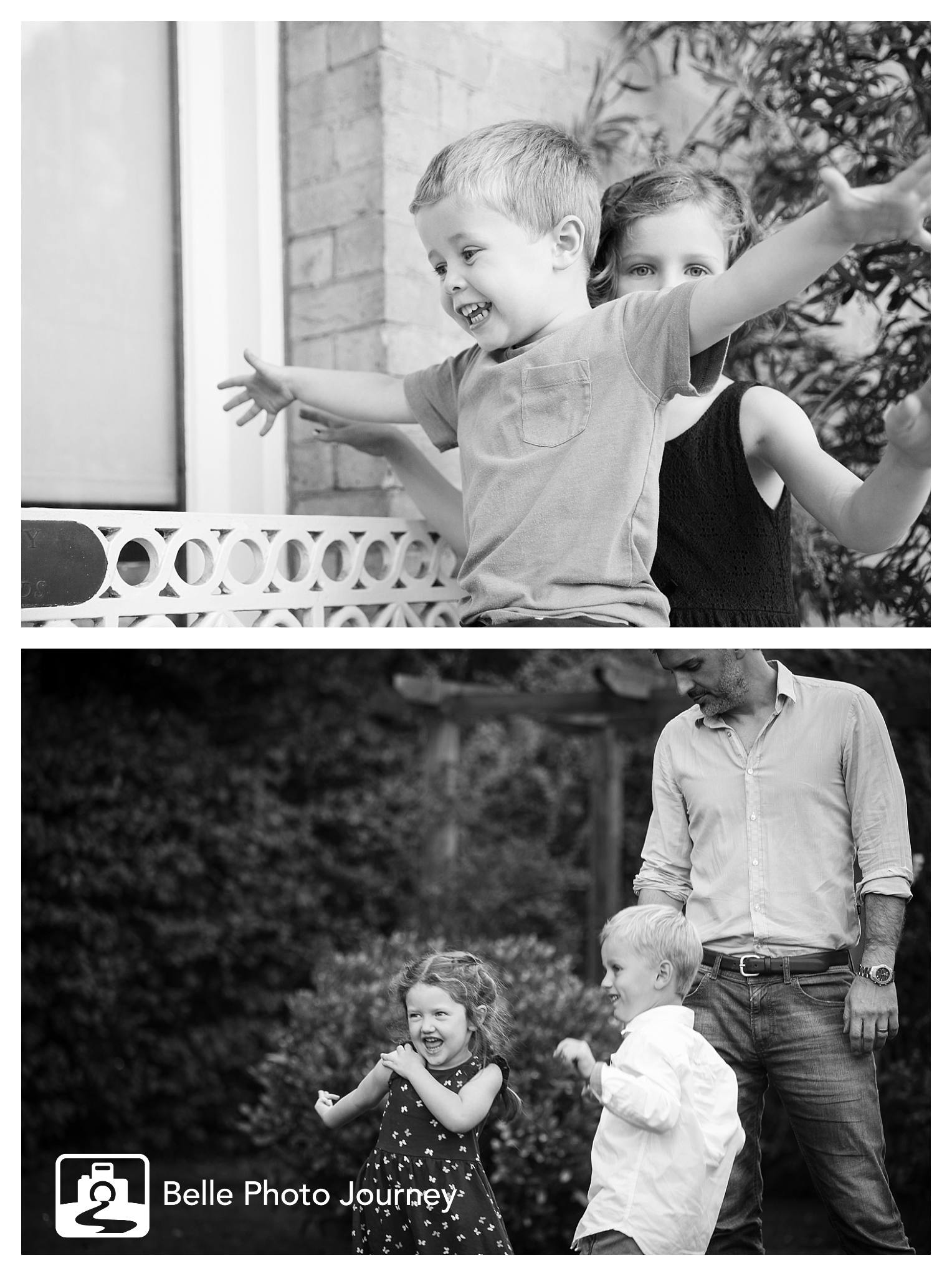 Candid family photos hampstead north london