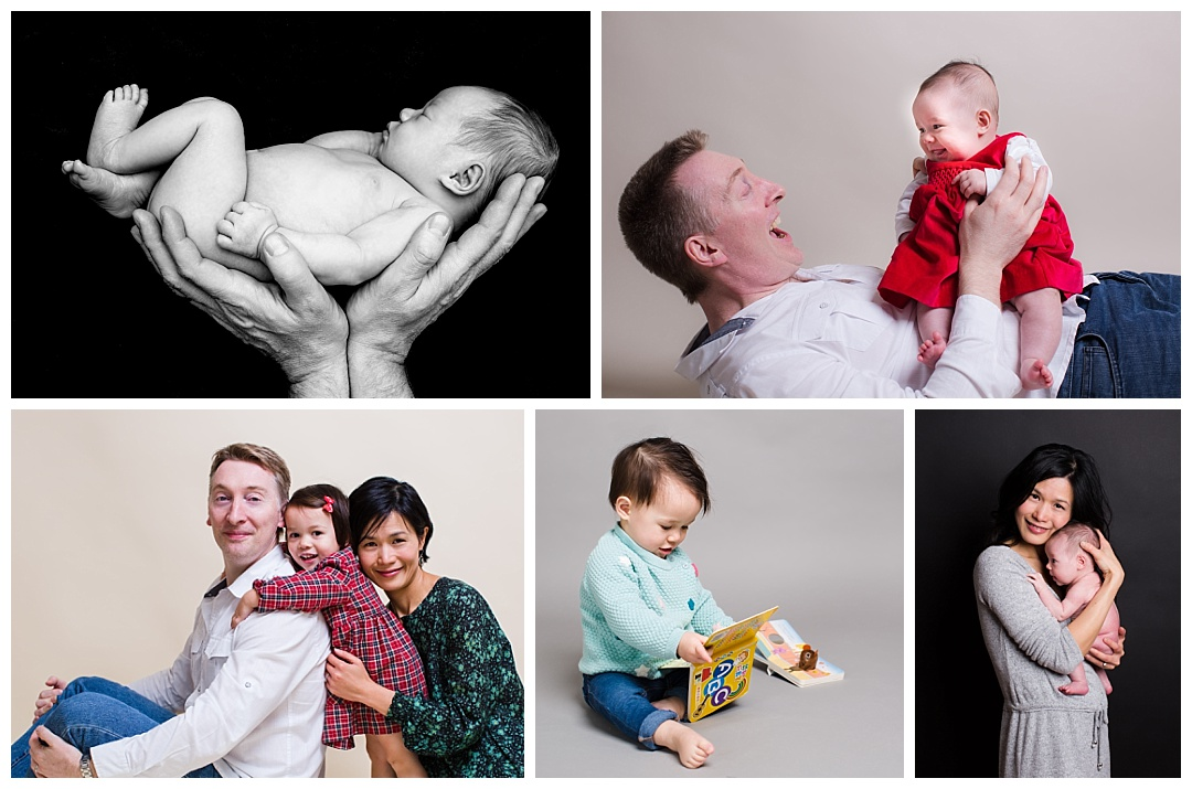 North London Crouch End Family Newborn Photographer