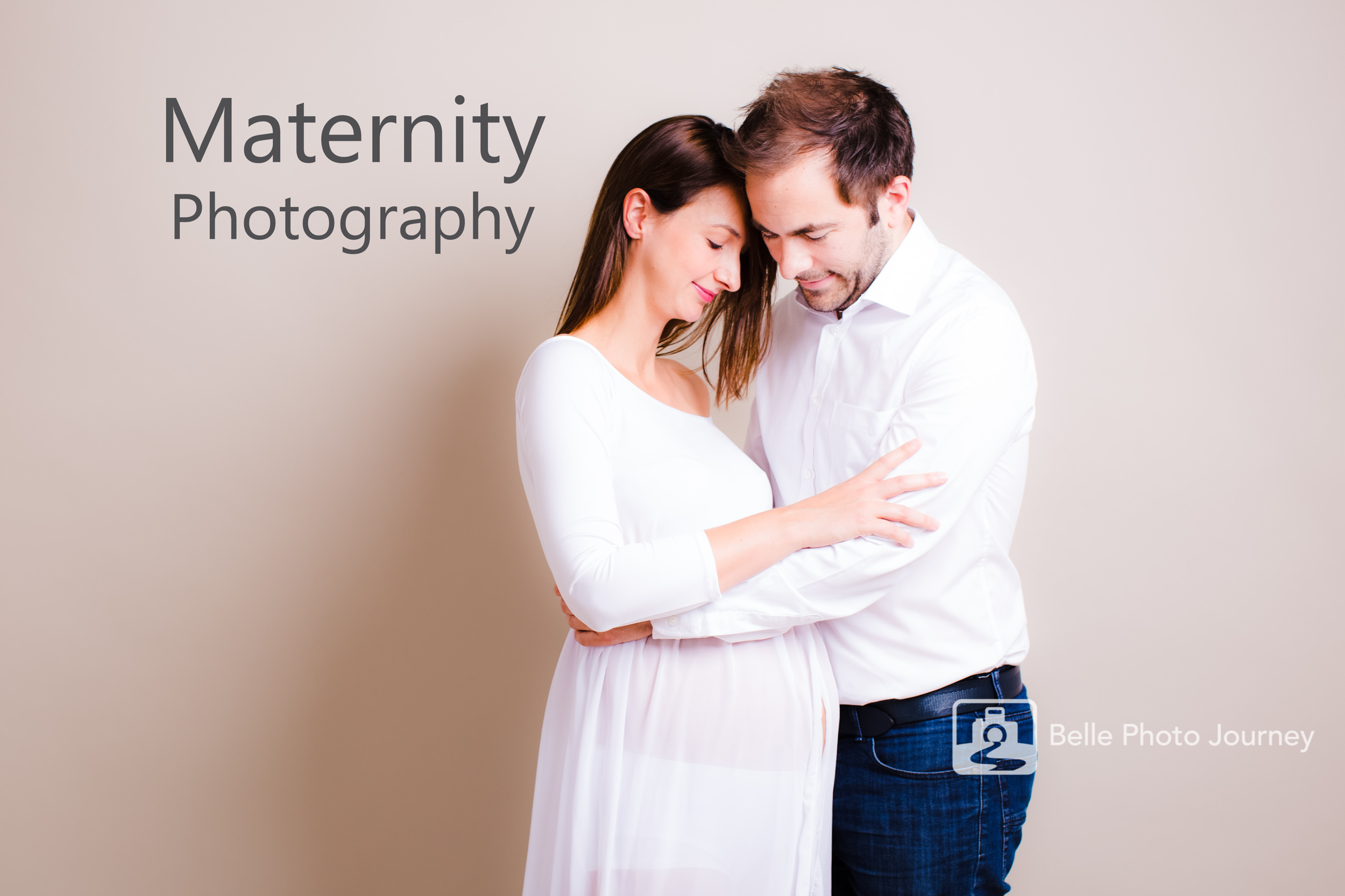 Couple maternity photo shoot by North London Photographer